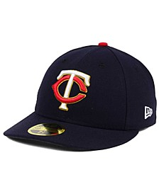Minnesota Twins Low Profile AC Performance 59FIFTY Cap