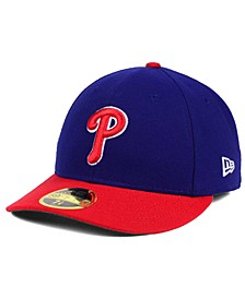 Philadelphia Phillies Low Profile AC Performance 59FIFTY Cap
