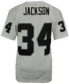 Men's Bo Jackson Los Angeles Raiders Replica Throwback Jersey