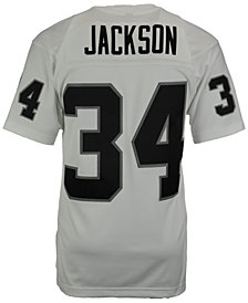 Mitchell & Ness Men's Bo Jackson Los Angeles Raiders Replica Throwback Jersey