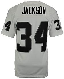 Mitchell & Ness Men's Bo Jackson Los Angeles Raiders Replica Throwback Jersey