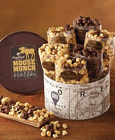 Harry & David's Super Moose Munch Gift Drum
