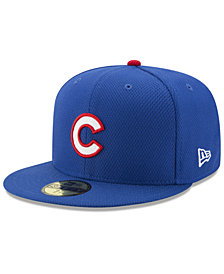 New Era Chicago Cubs Batting Practice Diamond Era 59FIFTY Cap
