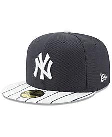 New Era New York Yankees Batting Practice Diamond Era 59FIFTY Cap