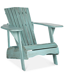 Freesia Outdoor Adirondack Chair, Quick Ship