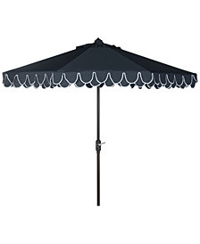 Raburn Outdoor 9' Umbrella, Quick Ship