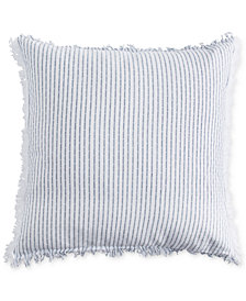 DKNY PURE Stripe European Sham