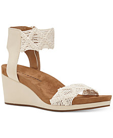 Lucky Brand Women's Kierlo Wedges