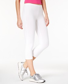 HUE® Women's  Capri Leggings