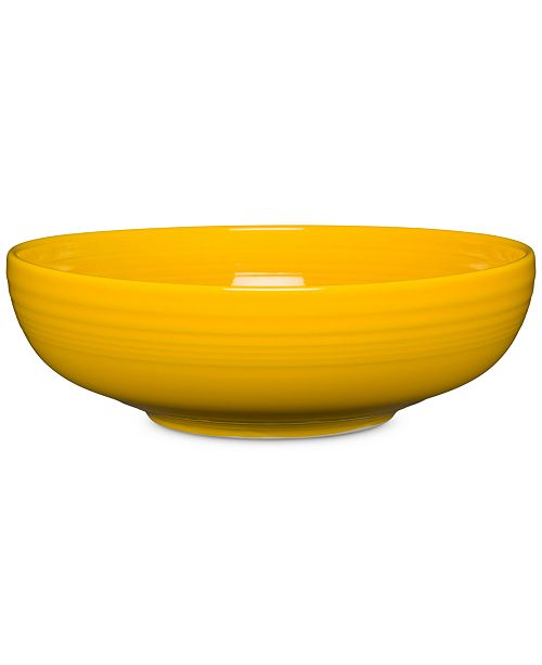 Fiesta Daffodil Extra-Large Bistro Serving Bowl