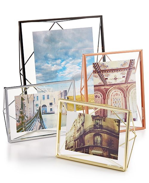 Umbra Prisma Frame Collection Picture Frames Macys