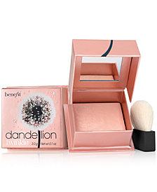 Benefit Cosmetics Dandelion Twinkle Box O' Powder Highlighter