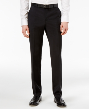 Hugo Men's Slim-Fit Suit Pants