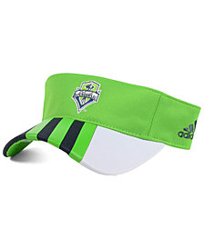 adidas Seattle Sounders FC Authentic Visor