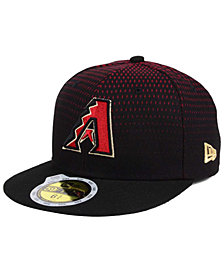 New Era Kids' Arizona Diamondbacks Authentic Collection 59FIFTY Cap