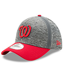 New Era Kids' Washington Nationals Clubhouse 39THIRTY Cap