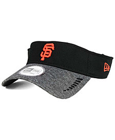New Era San Francisco Giants Shadow Tech Visor