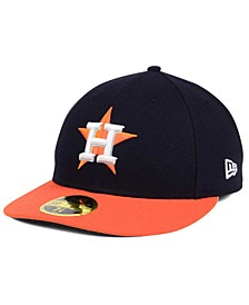 Houston Astros Low Profile AC Performance 59FIFTY Cap
