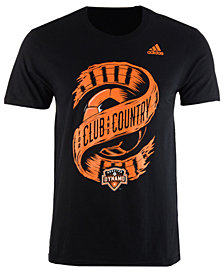 adidas Men's Houston Dynamo Club & Country T-Shirt