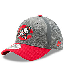 New Era Kids' Cincinnati Reds Clubhouse 39THIRTY Cap