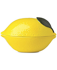 kate spade new york With  A Twist Covered Bowl, Created for Macy's