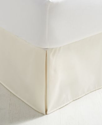 CLOSEOUT! Ivory Twin Bedskirt, 100% Supima Cotton 550 Thread Count, Created for Macy's