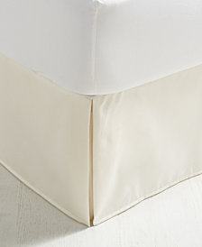 Charter Club Damask Twin Bedskirt, 100% Supima Cotton 550 Thread Count, Created for Macy's