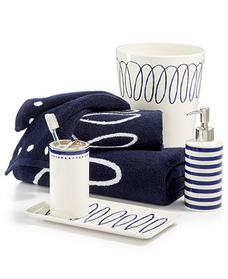 Kate Spade New York Charlotte Street Bath Collection