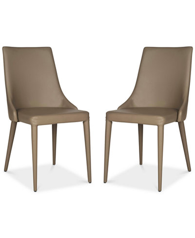 Channing Set of 2 Dining Chairs, Quick Ship