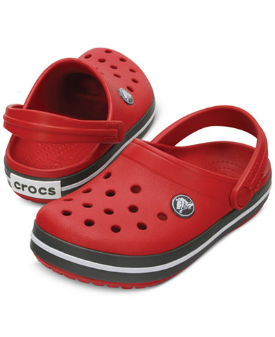 Crocs Crocband K Clogs, Baby, Toddler Little Boys