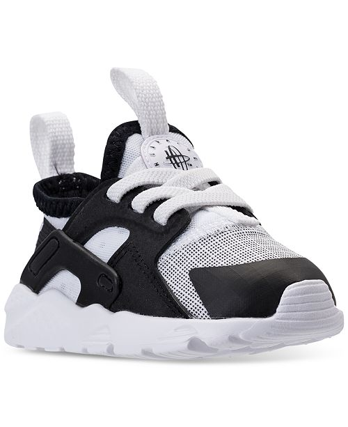 best loved 4634f 99530 ... Nike Toddler Boys  Air Huarache Run Ultra Running Sneakers from Finish  Line ...