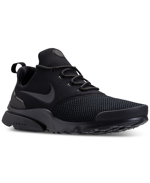 b1f09c8cc241 Nike Men s Presto Fly Running Sneakers from Finish Line   Reviews ...