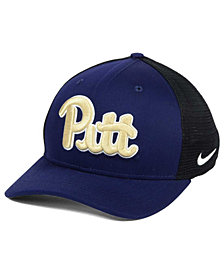 Nike Pittsburgh Panthers Aero Bill Mesh Swooshflex Cap