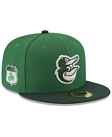 New Era Baltimore Orioles St. Pattys Diamond Era 59FIFTY Cap