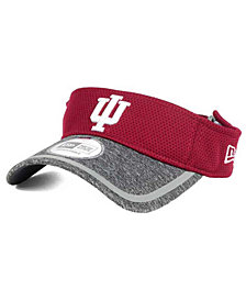 New Era Indiana Hoosiers Training Visor