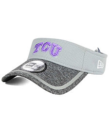 New Era TCU Horned Frogs Training Visor