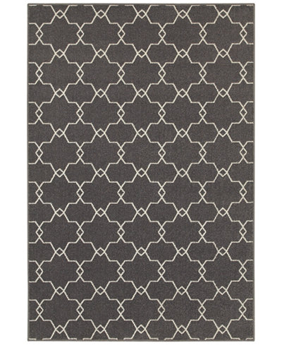 CLOSEOUT! JHB Design Soleil Jagged Charcoal