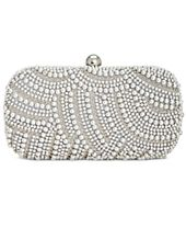 INC International Concepts Jena Beaded Clutch, Created for Macy's