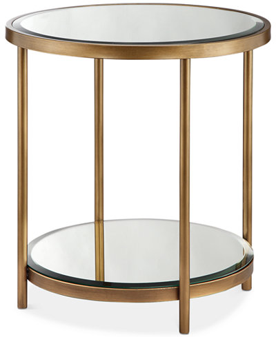 Cole End Table, Quick Ship