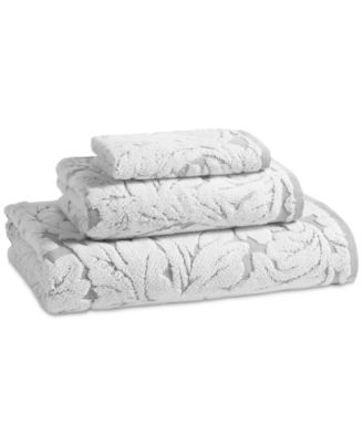 Foglia Cotton Hand Towel