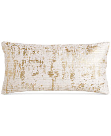"Donna Karan Opal Essence 11"" x 22"" Decorative Pillow"