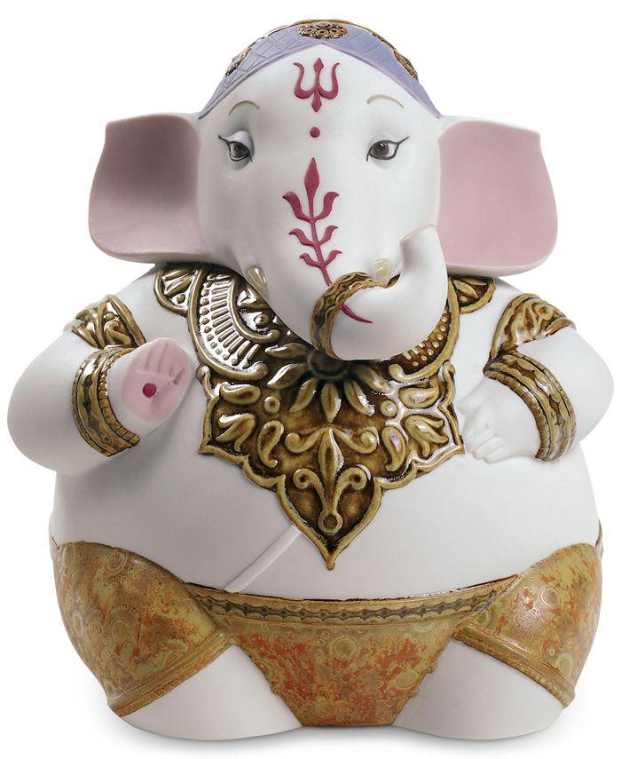 Lladró - Ganesha Figurine
