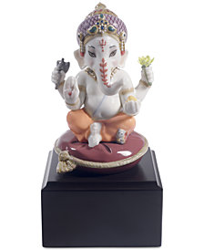 Lladró Bal Ganesha Figurine