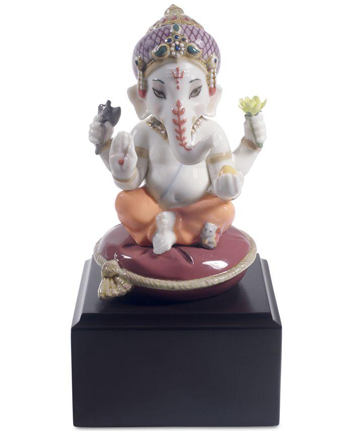 Lladró - Bal Ganesha Figurine