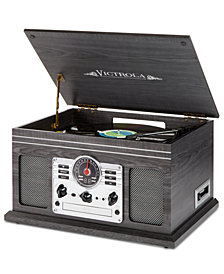 Victrola 6-in-1 Bluetooth Turntable