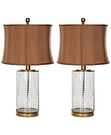 Safavieh Set of 2 Aerie Table Lamps