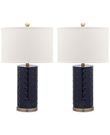 Safavieh Set of 2 Roxanne Table Lamps