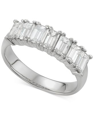 Diamond Seven Stone Ring (1-3/4 ct. t.w.) in 14k White Gold