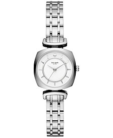 kate spade new york Women's Barrow Stainless Steel Bracelet Watch 24mm KSW1319