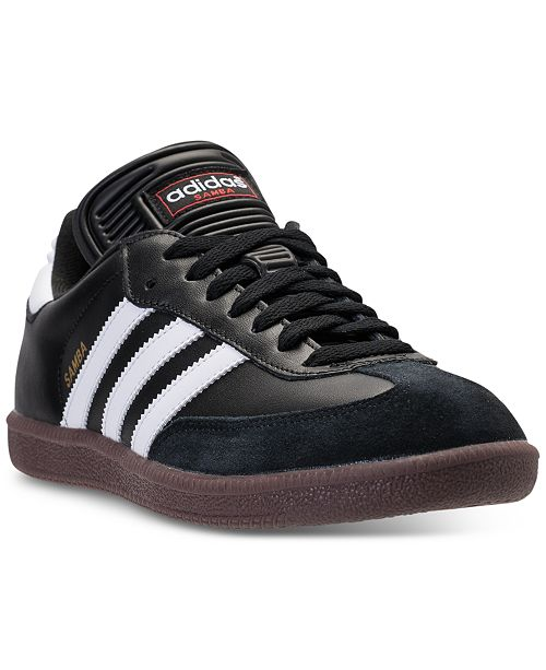 lowest price 1aaa0 92b14 ... adidas Mens Samba Casual Sneakers from Finish ...